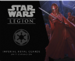 Star Wars : Legion – Imperial Royal Guards Unit Expansion